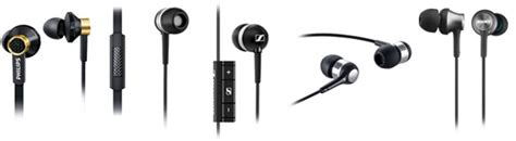 beste kopfhörer in ear bester in ear kopfh 246 rer philips sennheiser sony co im test
