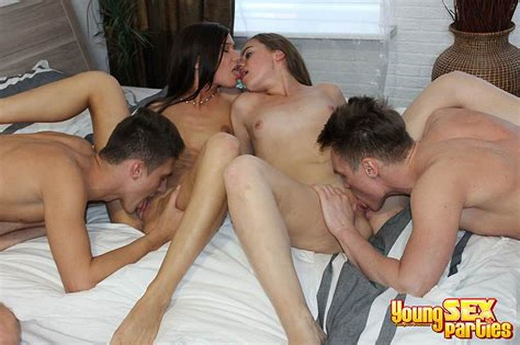 #Teen #Babes #Are #Having #Unforgettable #Pounding #With #Fellows