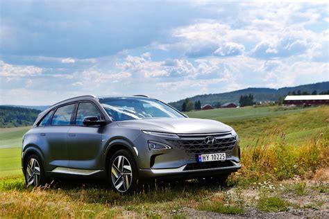 Hyundai NEXO on saapunut Oslosta Suomeen - Hyundai