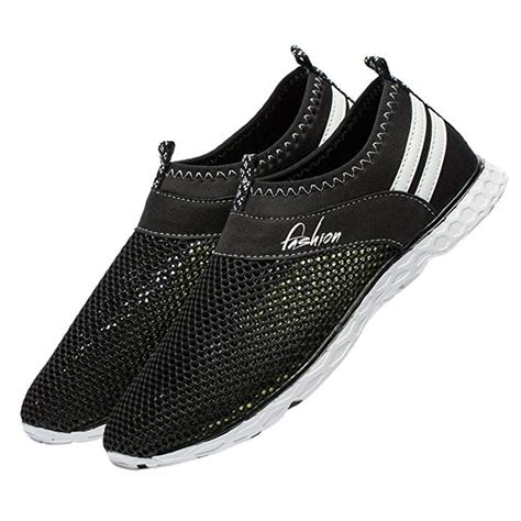 vsdanlin mens quick drying athletic water shoes anti slip