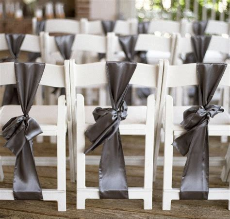 party chair decor wedding day ideas