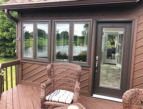 fiberglass windows  doors improve energy efficiency   season room pella cleveland