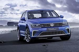 Volkswagen Hybride Rechargeable : volkswagen tiguan gte le suv hybride rechargeable francfort ~ Melissatoandfro.com Idées de Décoration