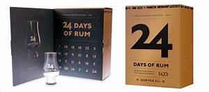 Idée Cadeau Calendrier De L Avent Adulte : le calendrier de l 39 avent sp cial rhum rumporter ~ Melissatoandfro.com Idées de Décoration