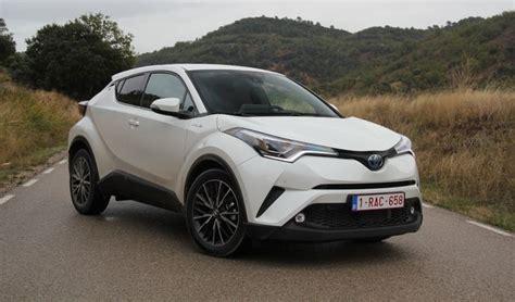 toyota point de diesel mais un hybride rechargeable pour le c hr - Hybride Rechargeable Toyota