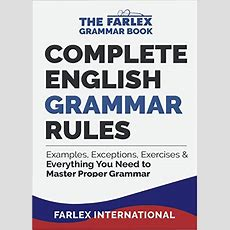 7 Tips To Find The Perfect English Grammar Reference Book For You  Fluentu English