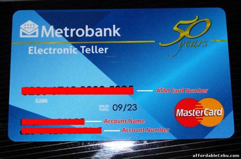 We did not find results for: How many digits does Metrobank Account Number have? - Banking 28092