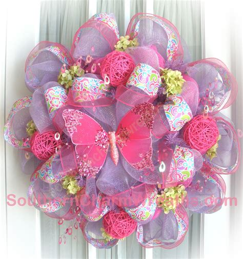 deco poly mesh wreaths southern charm wreaths