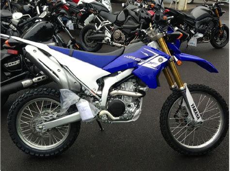 Modification Yamaha Wr250 R by Buy 2013 Yamaha Wr250f On 2040 Motos