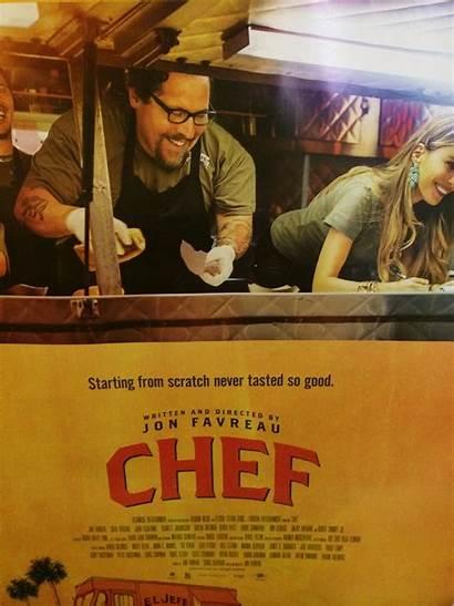 Chef Poster Truck Portfolio Anthony Vergara Sofia