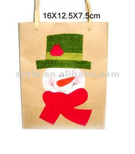 decorating paper bags for christmas paper bag decoration ideas for www indiepedia org