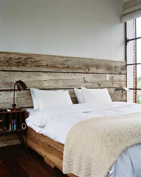 tete de lit chambre tete de lit en bois brut ikeasia com