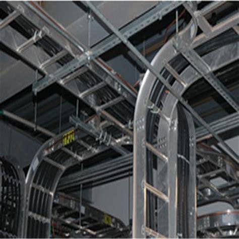 ladder cable tray manufacturer trader  supplier