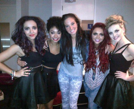 Tulisa Hooks Up With Little Mix - Twit Pix Of The Week ...