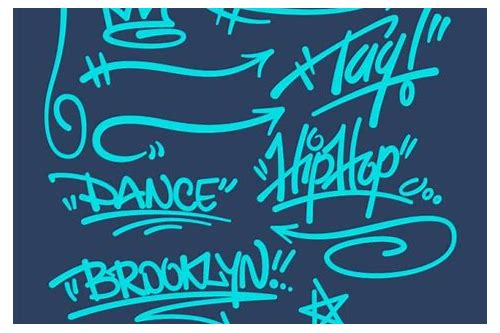 baixar gratuito de fonte estilo grafite