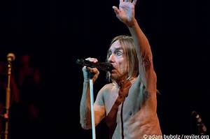 Photos: Iggy Pop at the Northrop Auditorium - Reviler