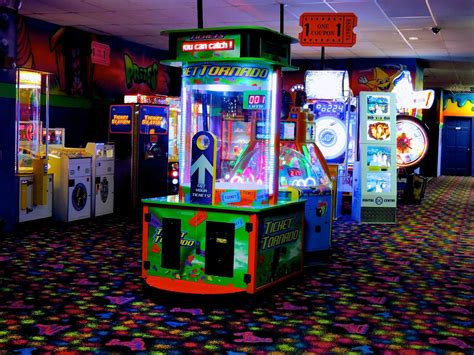 Arcade And Stuff Shop