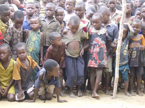 extreme poverty   congo shoes  clothes