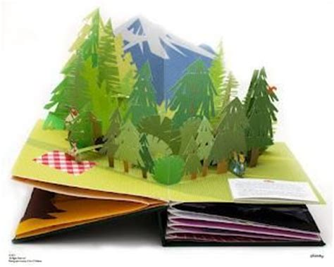 pop  books libros pop  libros plegables  libros en