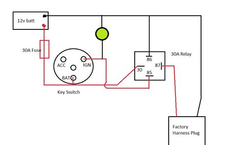 12v switch panel wiring diagram fuse box and wiring diagram