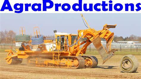 farm drainage tile plow machine mastenbroek laying