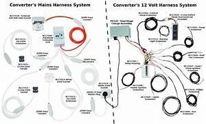 Van Converters Wiring System 12v    240 Volt