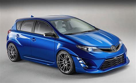 2017 Scion Im Concept  Cars Review 2018 2019