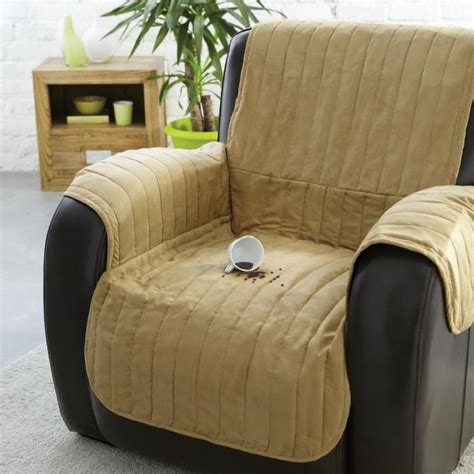 housse canapé cuir 3 places couvre fauteuil waterproof achat vente housse de