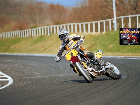Supermoto Wallpaper For Android
