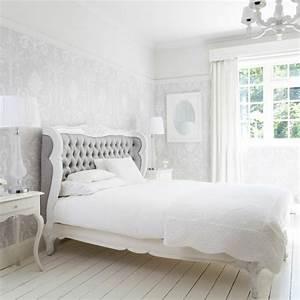 Schöne Tapeten Ideen : tapete in grau stilvolle vorschl ge f r wandgestaltung ~ Markanthonyermac.com Haus und Dekorationen