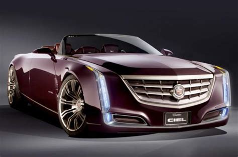 2018 Cadillac Ciel Review, Release Date  20182019 Luxury