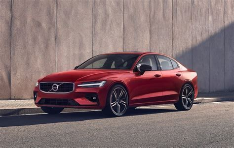 Volvo 2019 : 2019 Volvo S60 Revealed, Topped By T8 Polestar Engineered