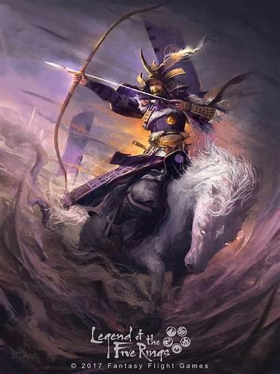 L5r Shinjo Le Vuong Fantasy Character Clan