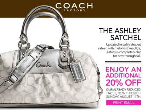 Coach Factory Outlet Locations