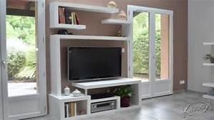 DIY A StylishTV Stand YouTube