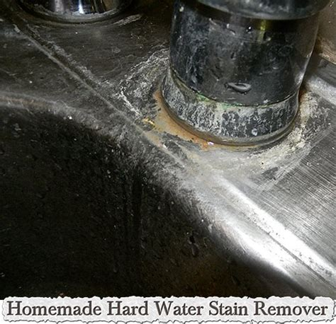 How To Make Your Own Hard Water Stain Remover » Iseeidoimake