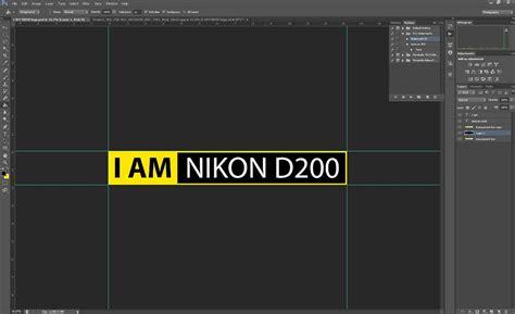 creating    nikon logo   eric adeleye