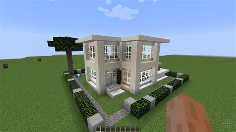 Minecraft Moderne Häuser Map by Maps For Minecraft Small Modern House 1 8 1 8 8 Free