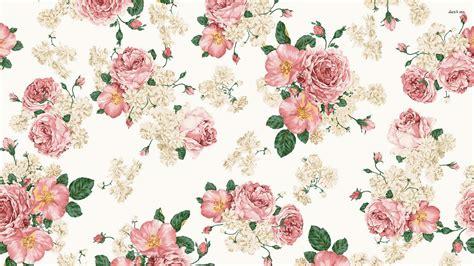 wallpaper dinding shabby shabby chic flower wallpaper the rooms
