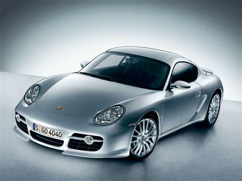 Porsche Cayman S Sport Wallpapers