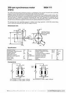 Help Linn Basik Tt Motor Wiring