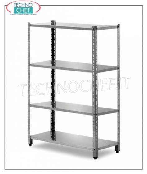 scaffali in acciaio inox scaffali componibili in acciaio inox scaffalature per