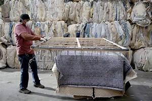 Old mattress dumped for free under new state program - SFGate