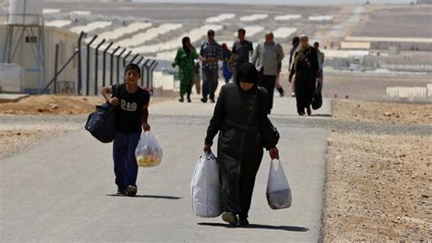 Syria Women And Girls Sexually Exploited For Aid By