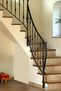Rampe Pour Escalier : rampes escaliers pour vos escaliers int rieurs et ext rieurs ~ Melissatoandfro.com Idées de Décoration