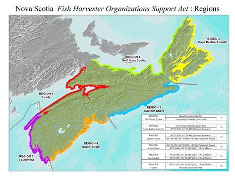 fish harvester organizations support regulations fish