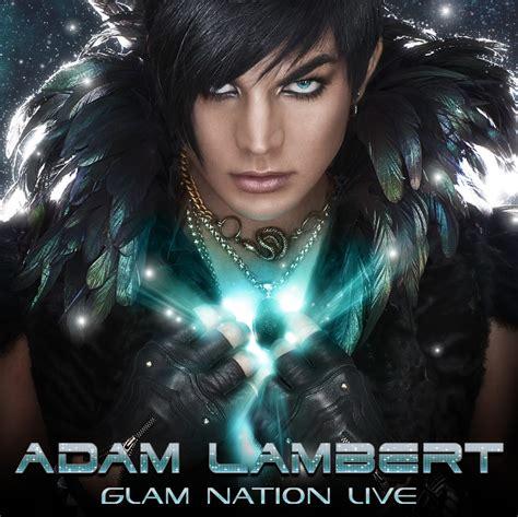 adam lambert dvd adam lambert glam nation live cd dvd release date