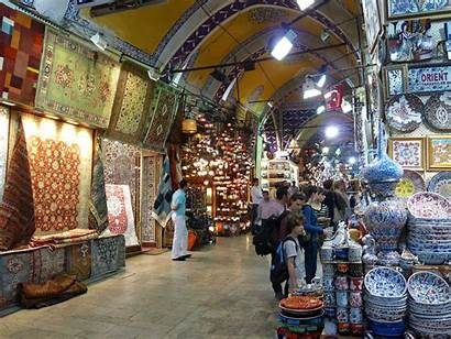 Istanbul Grand Bazaar Bazar Turquie Map Markets