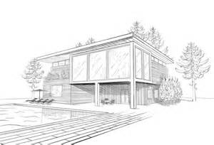 Stunning Images Home Sketch Plans by Der Weg Zum Eigenen Holzhaus