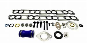 Intake Manifold Gasket Set W   Seals  U0026 Hardware For 6 0l